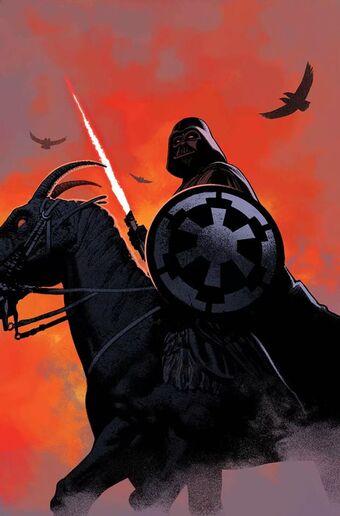 Darth Vader Visioni Oscure