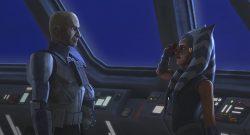 Rex Ahsoka The Clone Wars