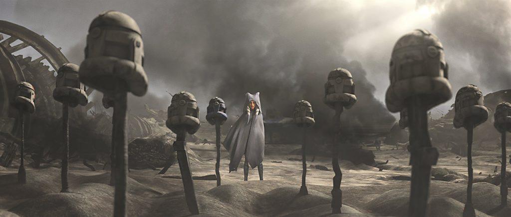 The Clone Wars Graveyard