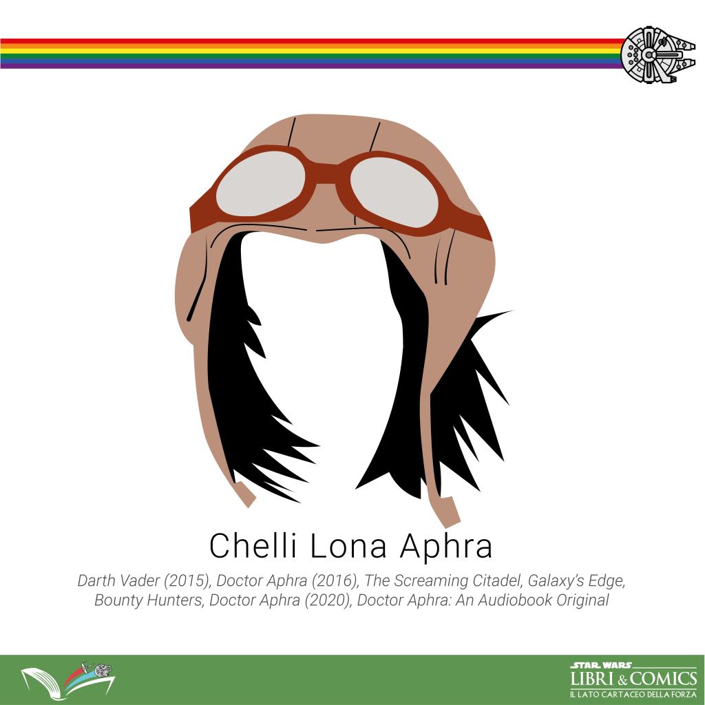 Chelli Lona Aphra LGBT