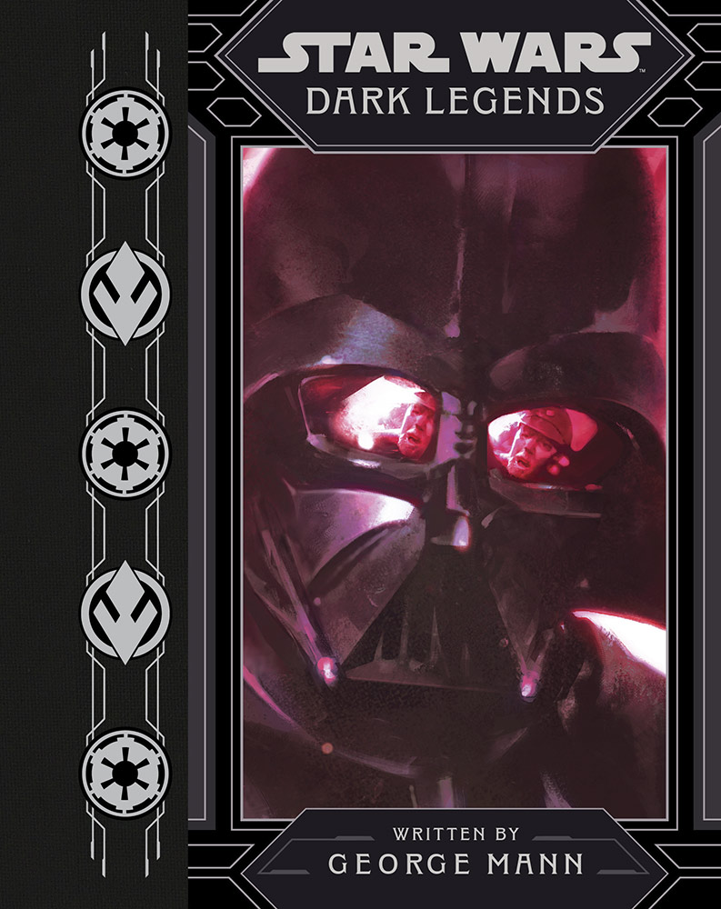Dark Legends cover