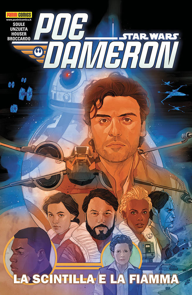 Poe Dameron vol. 5 - La Scintilla e la Fiamma