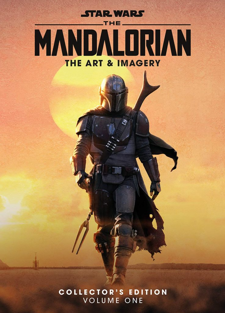 mandalorian art imagery cover