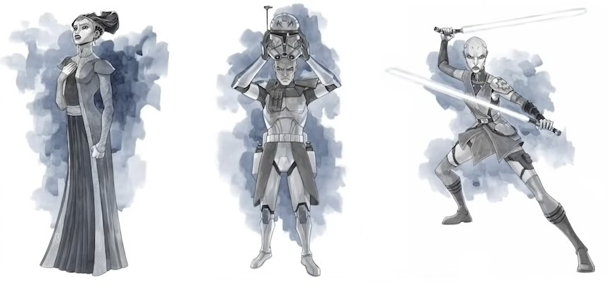 The Clone Wars – Stories of Light and Dark