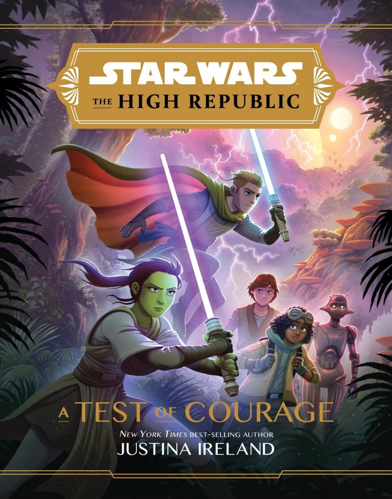 The High Republic A Test of Courage