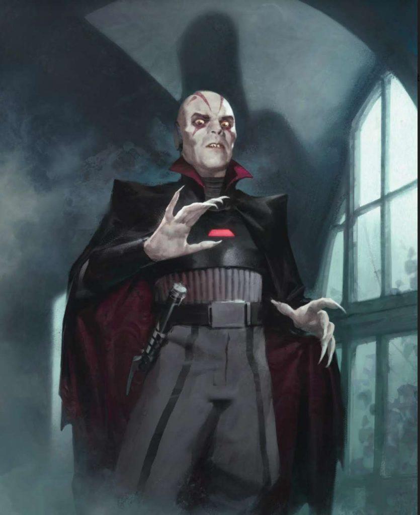 dark legends grand inquisitor