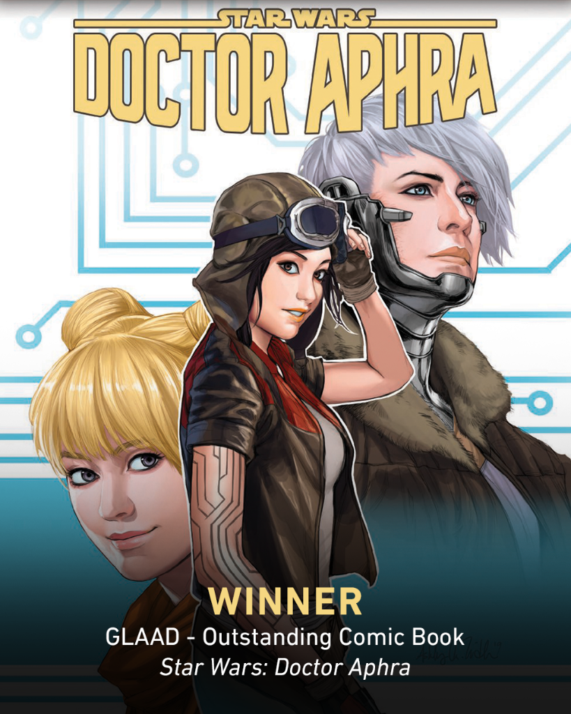 doctor aphra glaad