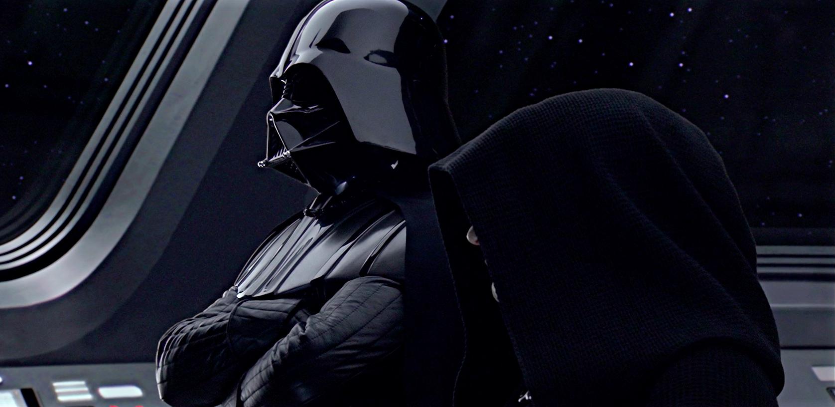 La Vendetta dei Sith Palpatine Vader
