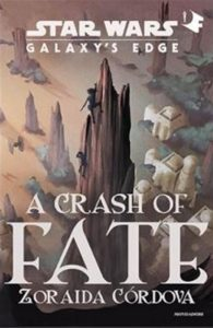 a crash of fate mondadori star wars