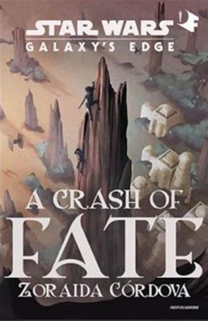 a crash of fate mondadori star wars