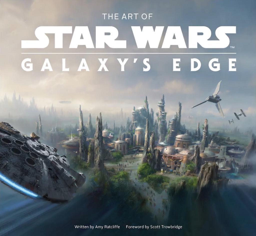 the art of galaxy's edge