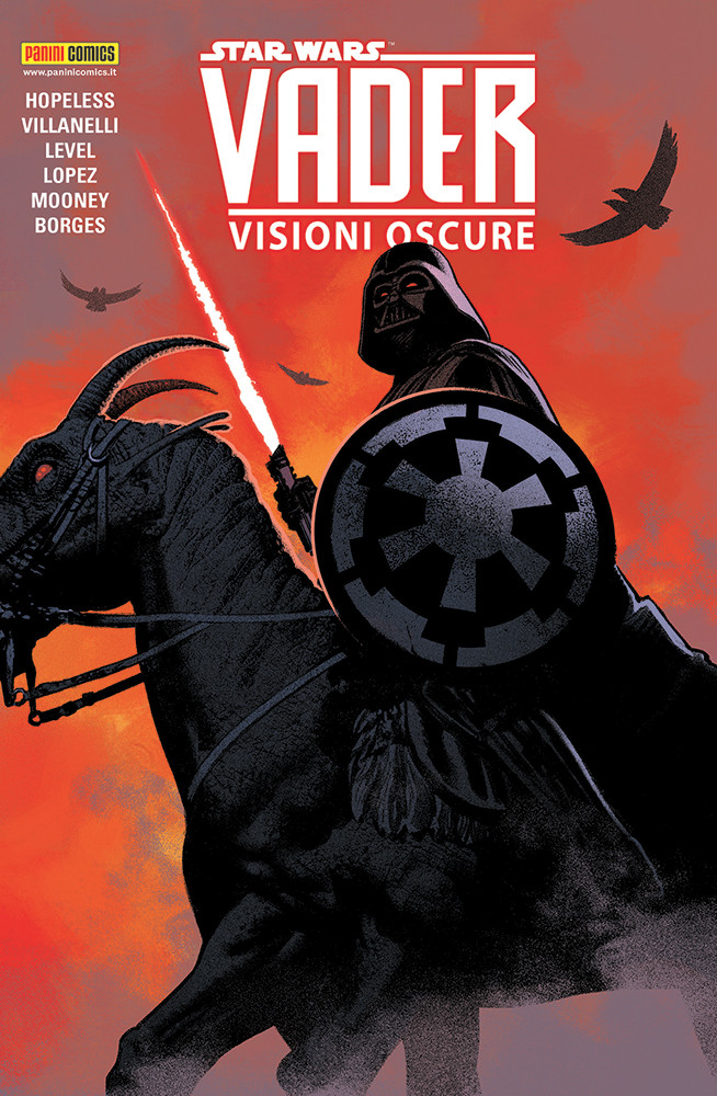 vader visioni oscure cover ita