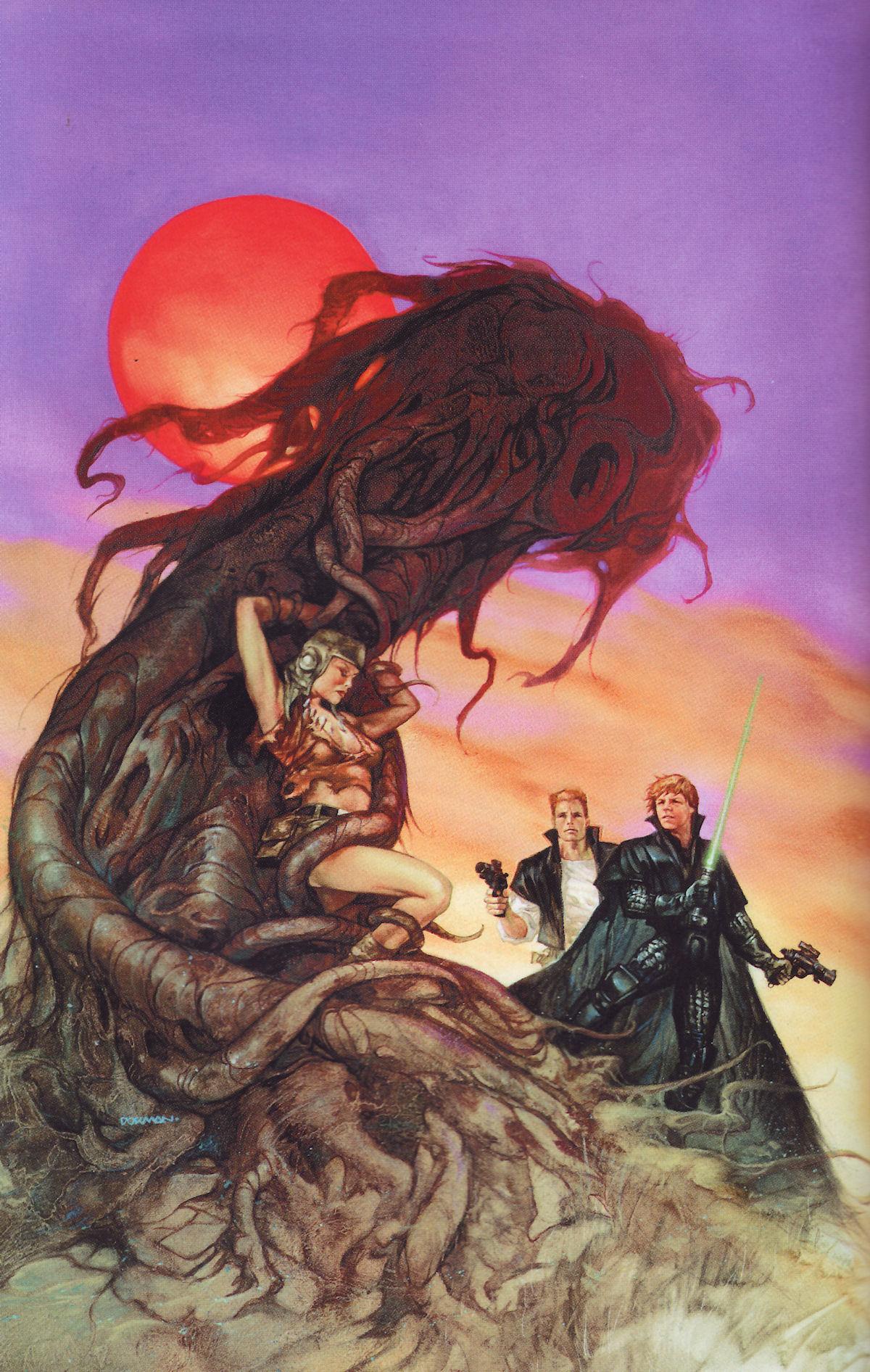 Dark Empire II 3 cover