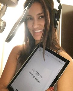 janina gavankar audiolibri star wars