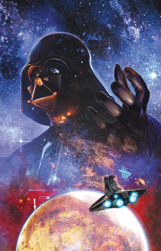 Darth Vader Ghost Prison Textless