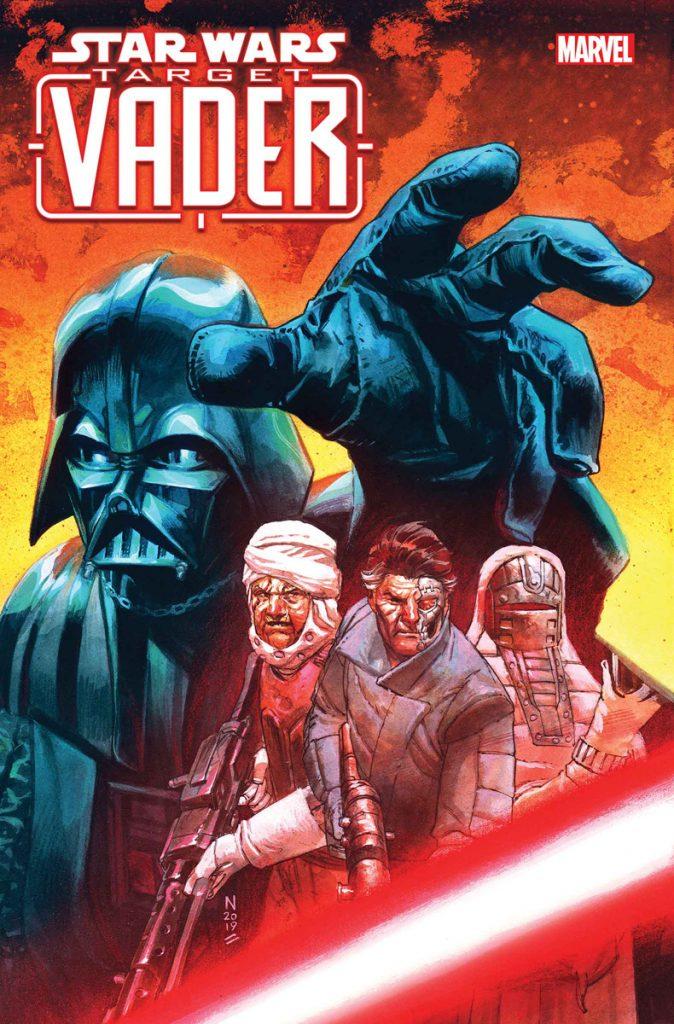 Target Vader 4 Textless