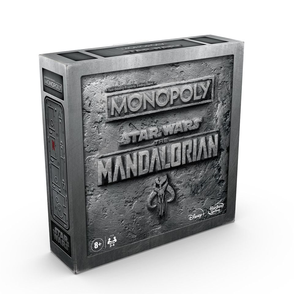 The Mandalorian Monopoly