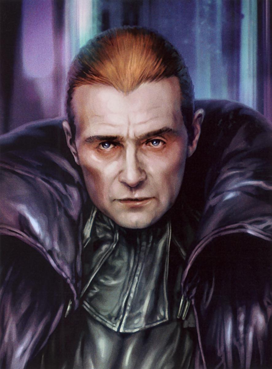 Palpatine Clone Il Lato Oscuro della Forza Dark Empire