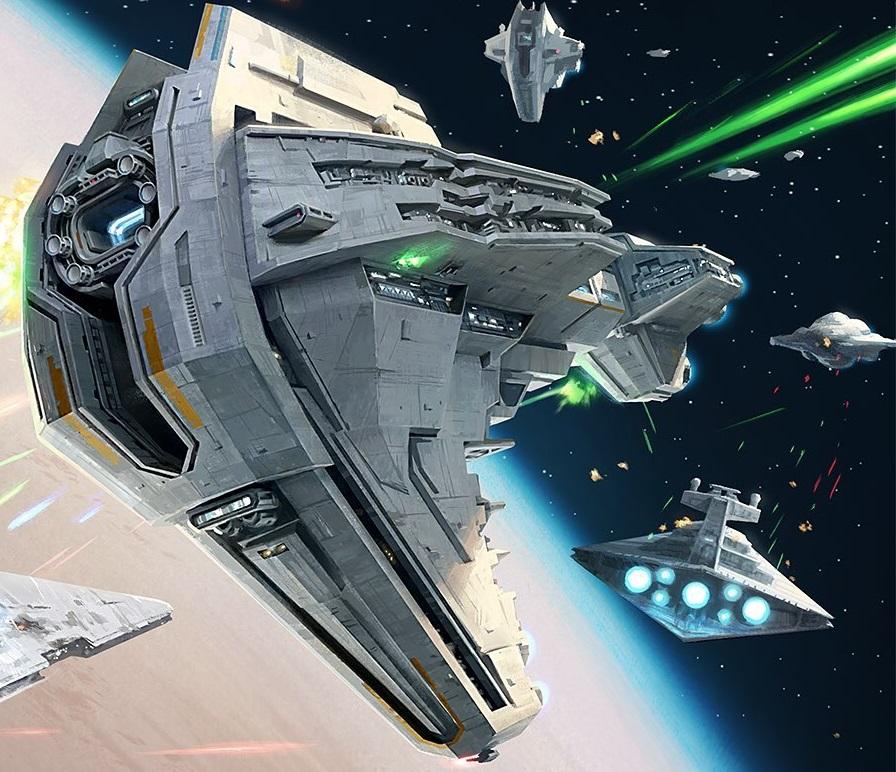 Starhawk Squadrons Aftermath La Fine dell'Impero