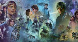 Original Trilogy Mural