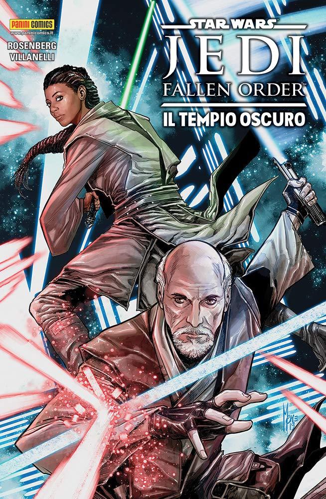 Jedi Fallen Order - Il Tempio Oscuro cover