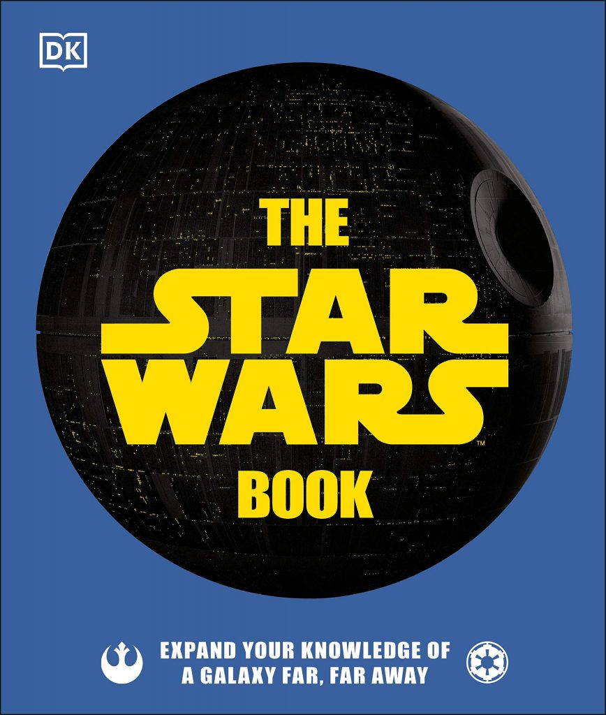 The Star Wars Book Cover