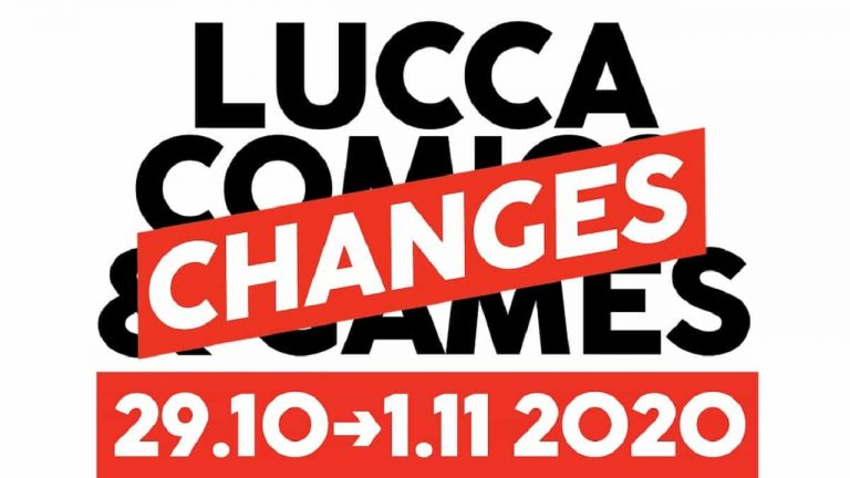 Lucca Comica&Games 2020 Changes