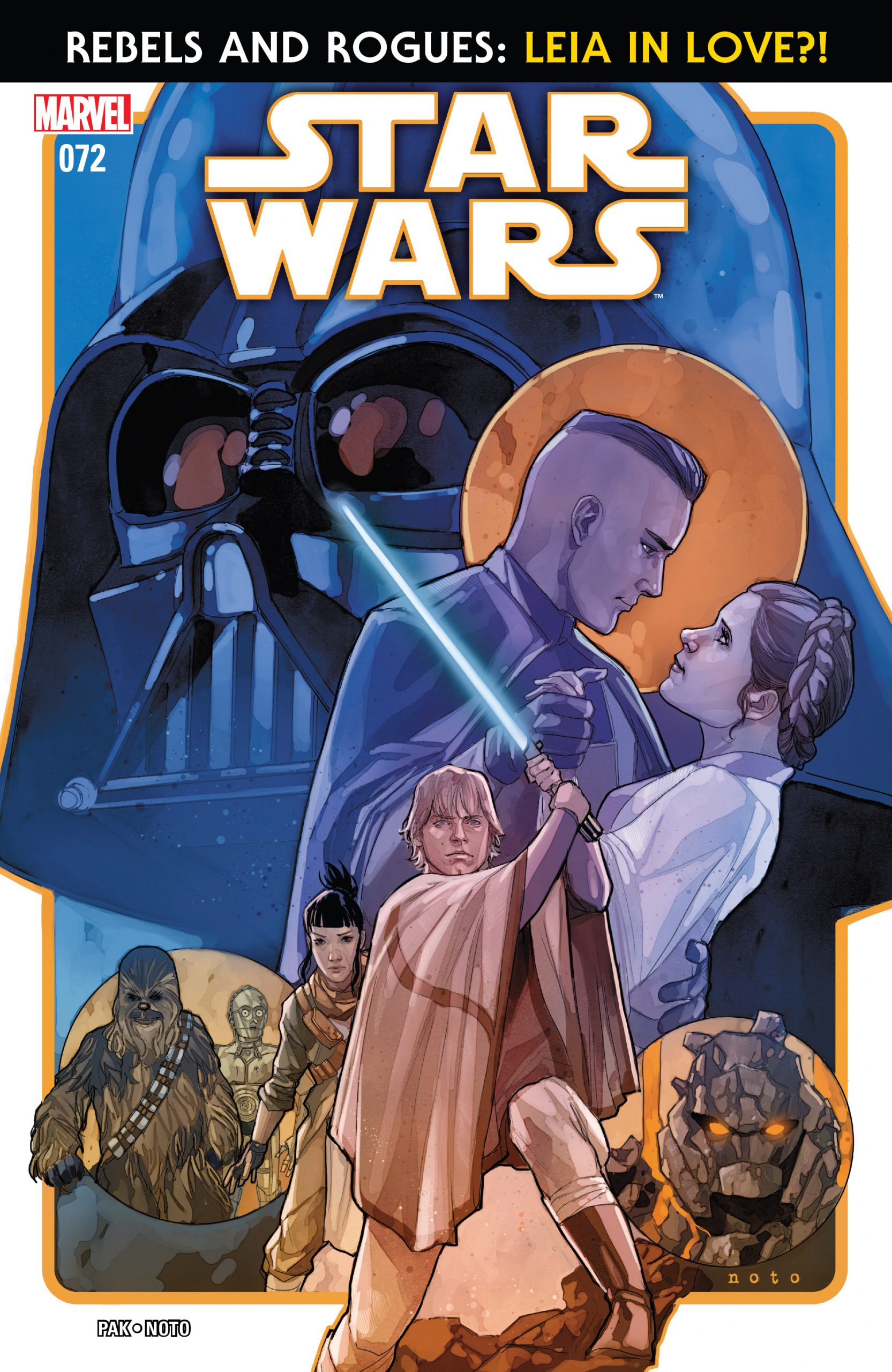 Star Wars 72 Cover