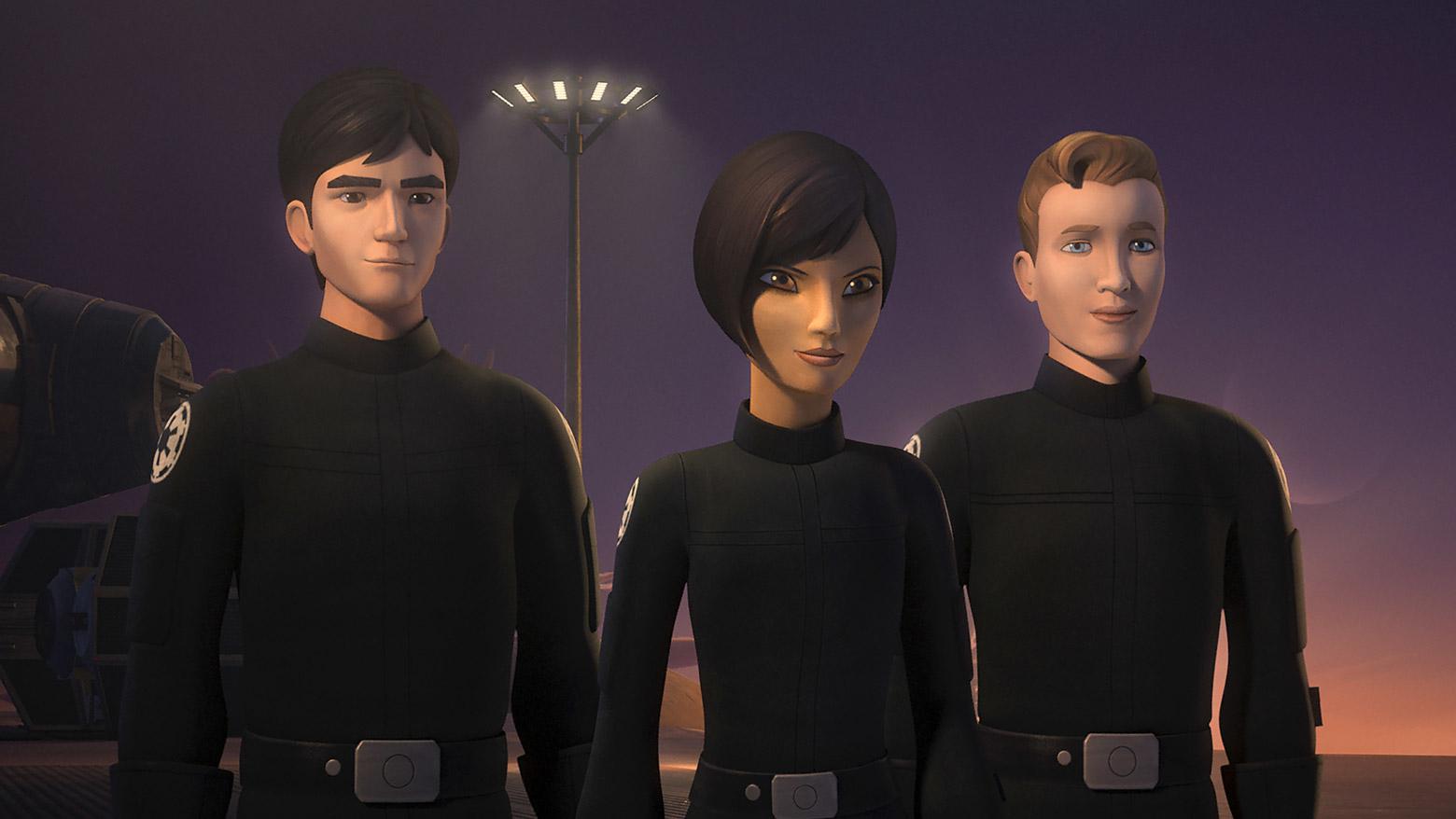 Wedge Sabine Accademia Skystrike Rebels