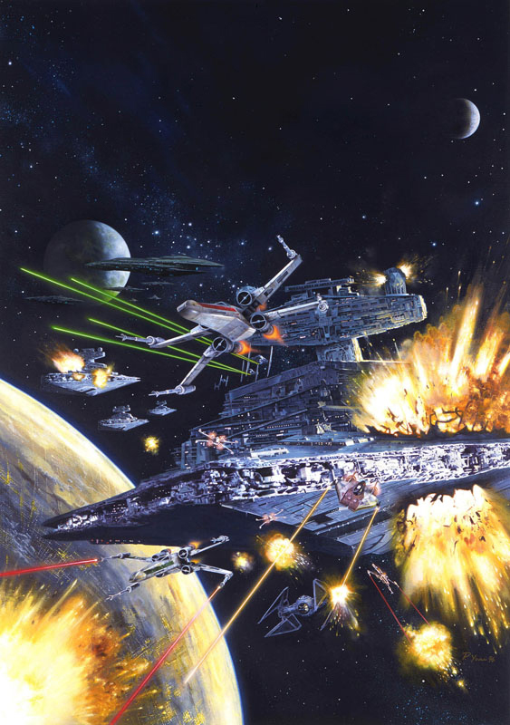 X-Wing The Bacta War cover