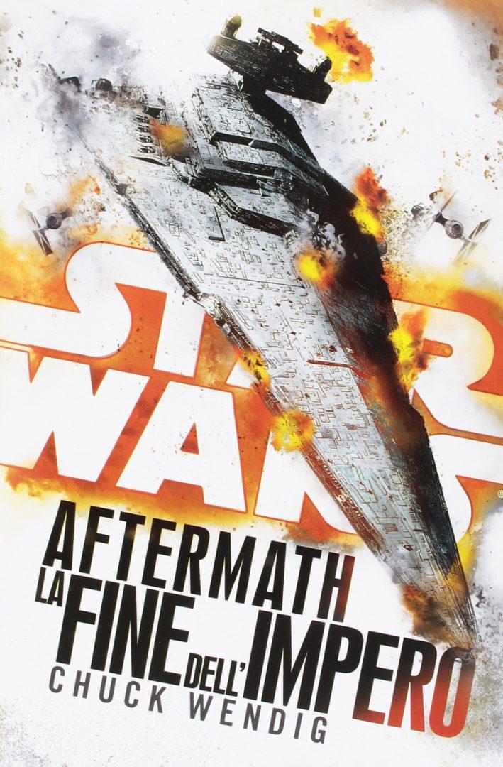 Aftermath La Fine dell'Impero cover