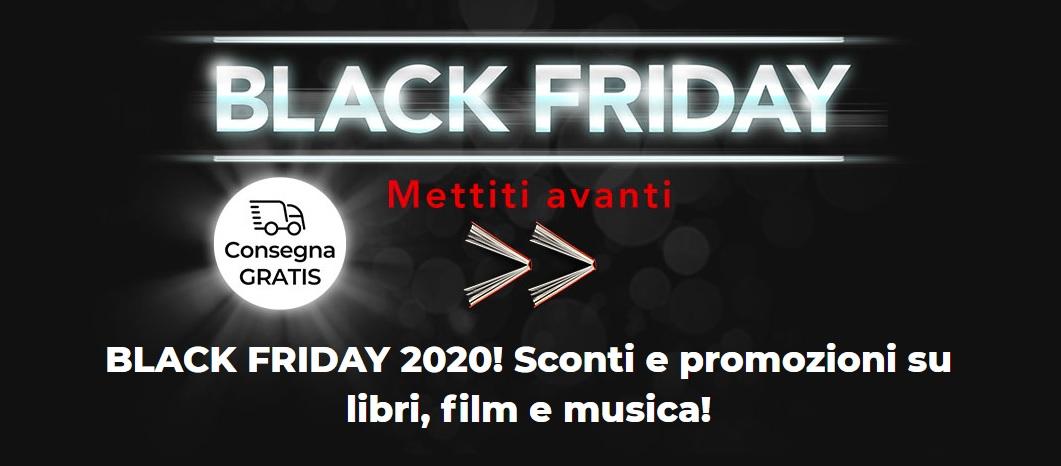 Black Friday 2020 Mondadori