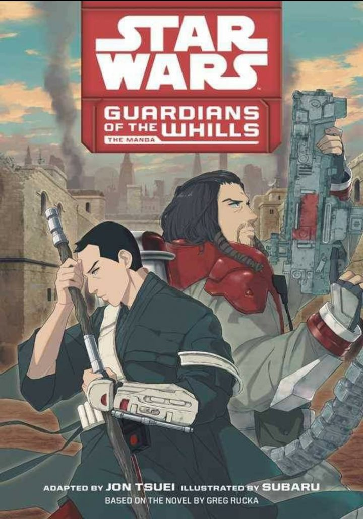 Guardians of the Whills Manga