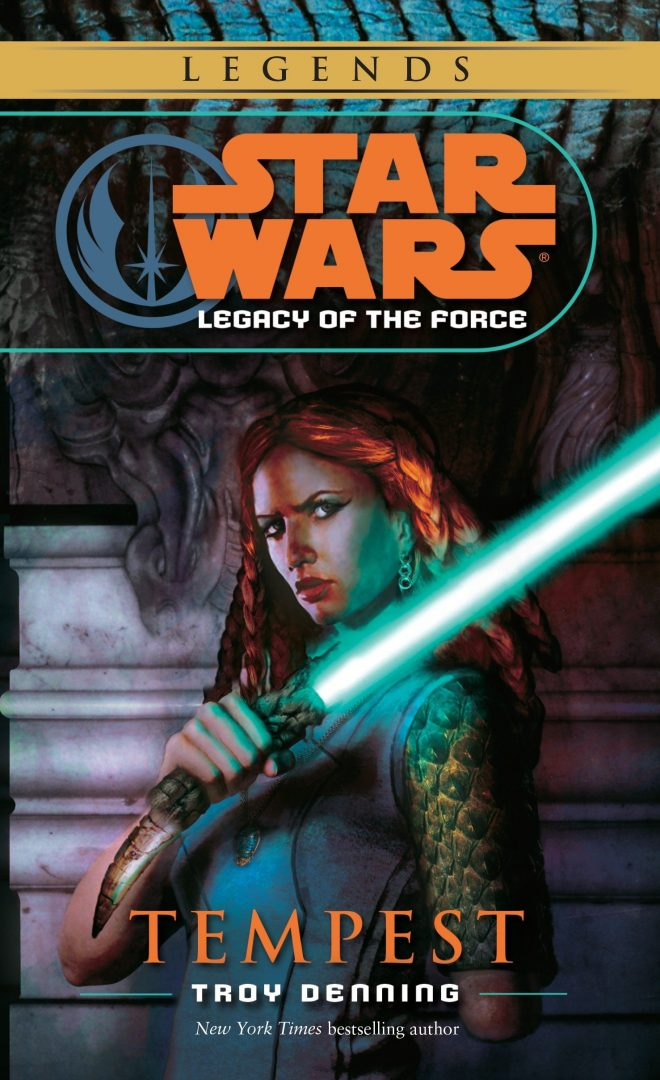 Legacy of the Force Tempest cover