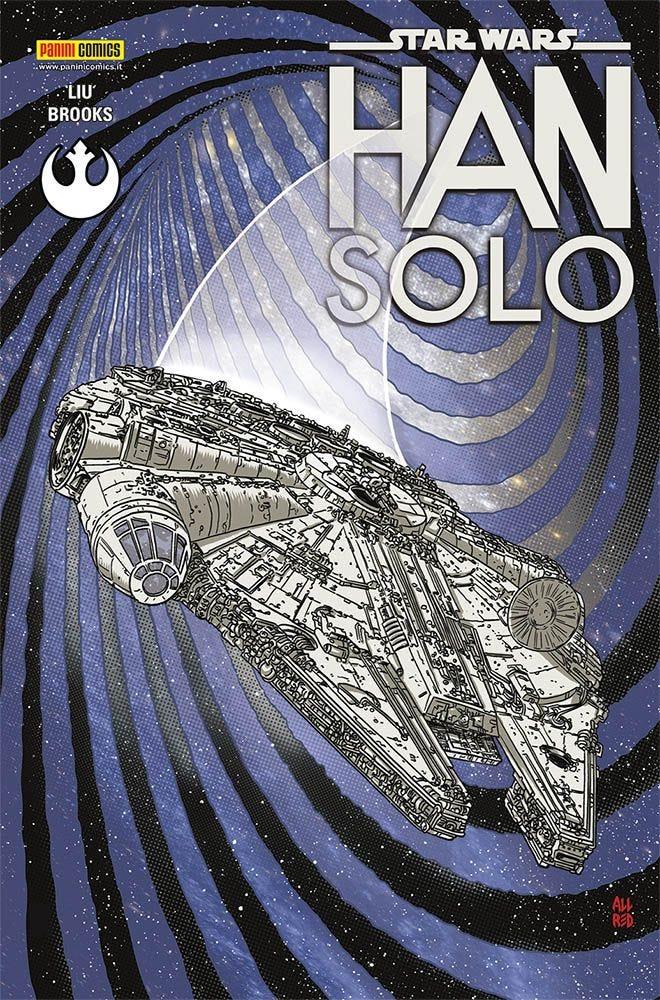 Han Solo Cover Panini