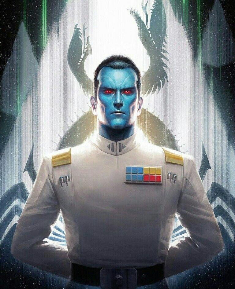 Grand Ammiraglio Thrawn Chimaera