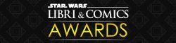 star wars libri & Comics awards copertina