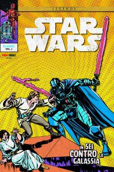 Star Wars Classic 1 - In Sei Contro la Galassia
