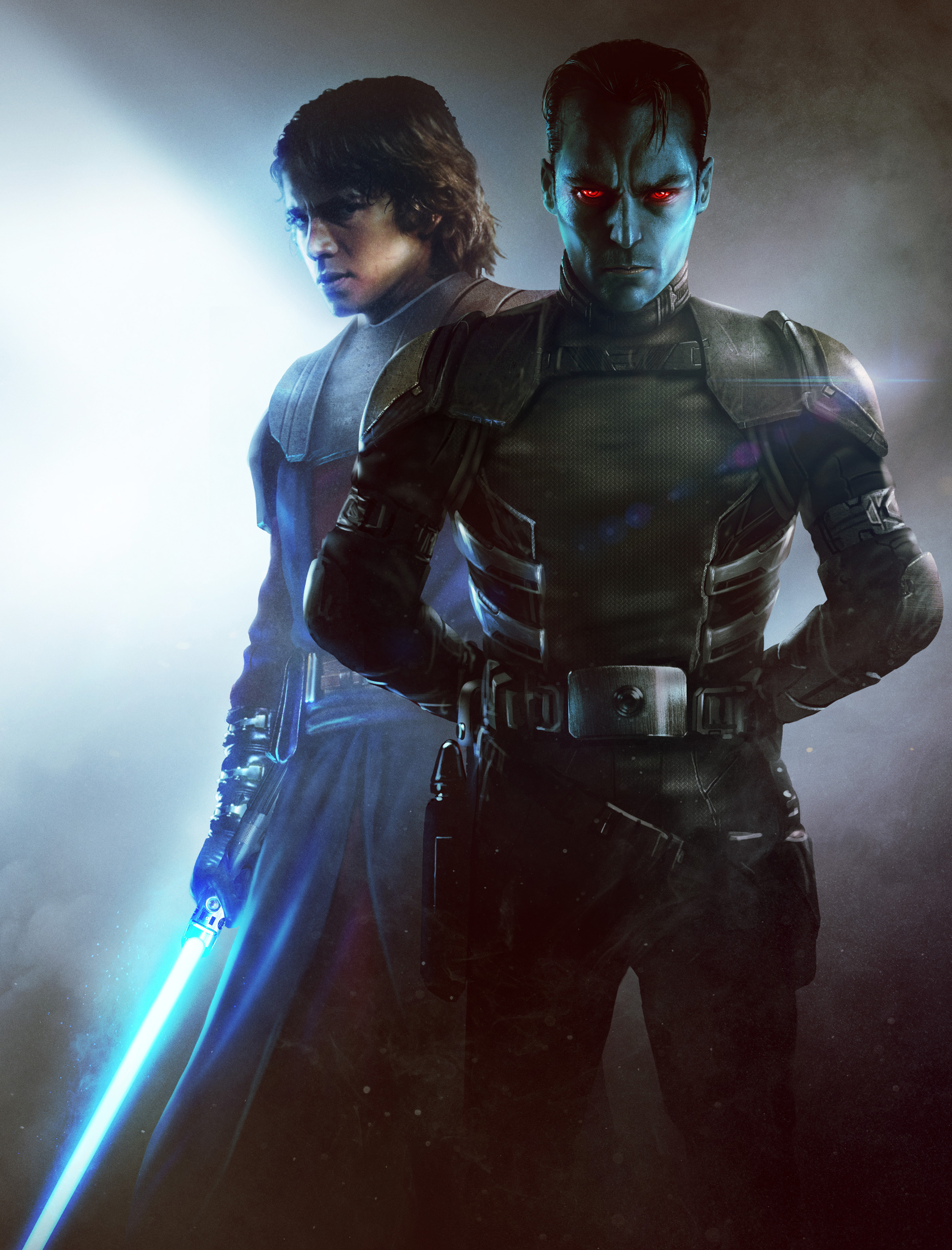 Thrawn Alleanze Variant Cover Variant