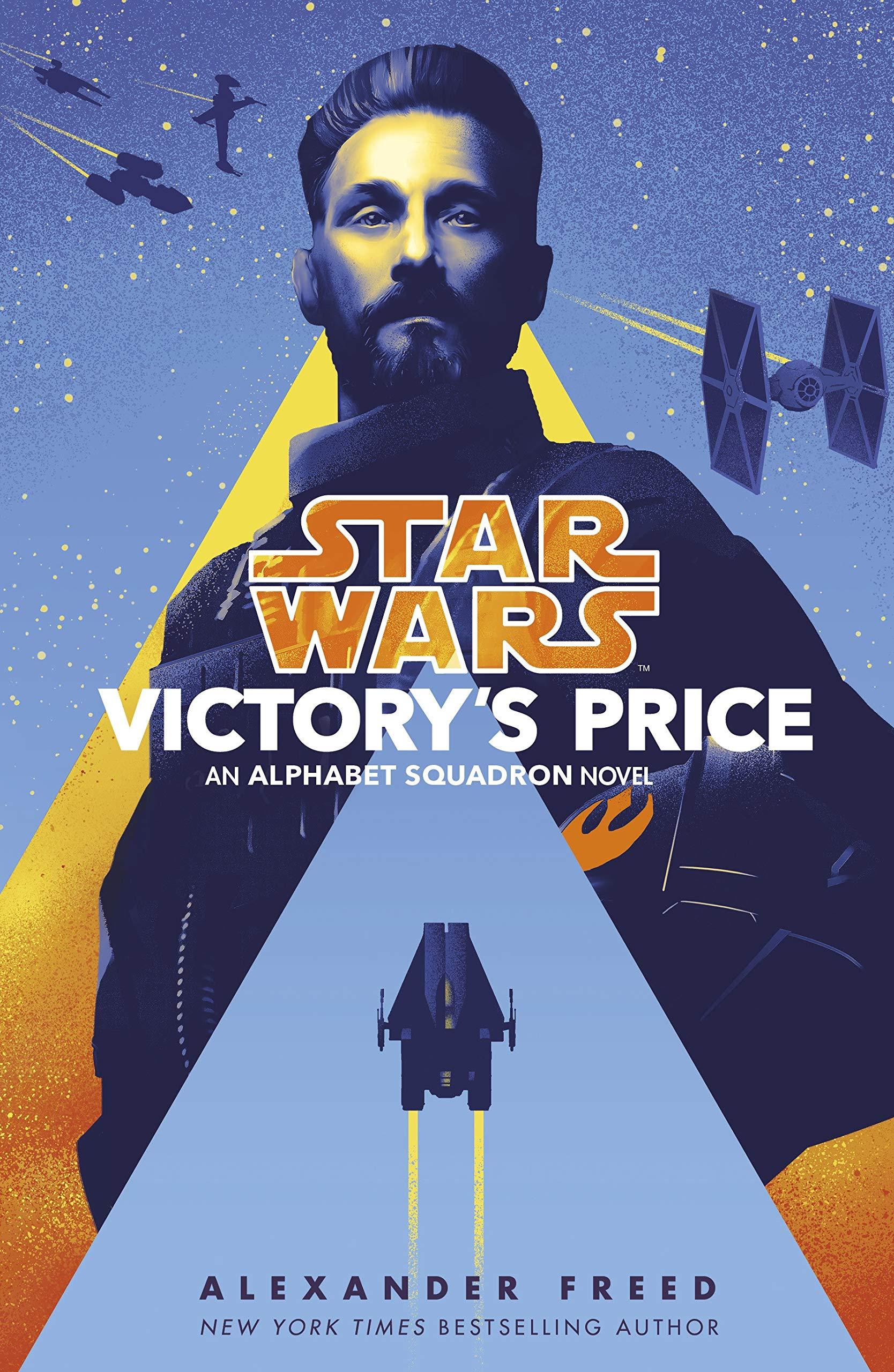 Alphabet Squadron Victory's Price cover