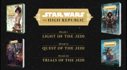 the high republic launch event