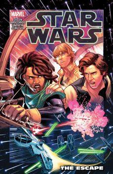 Star Wars 10 - La fuga (Panini Comics)