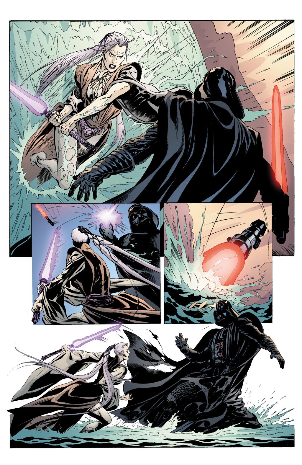 Darth Vader Donna Oscura Racconti 1