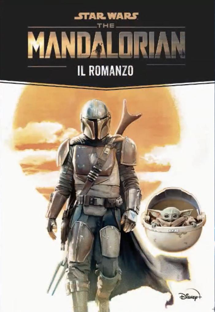 The Mandalorian Il Romanzo cover Panini