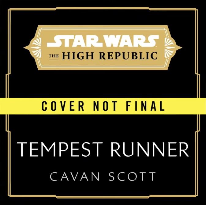Tempest Runner Cover Not Final