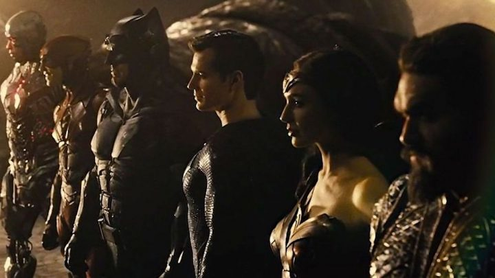 Zack Snyder's Justice League Synopsis