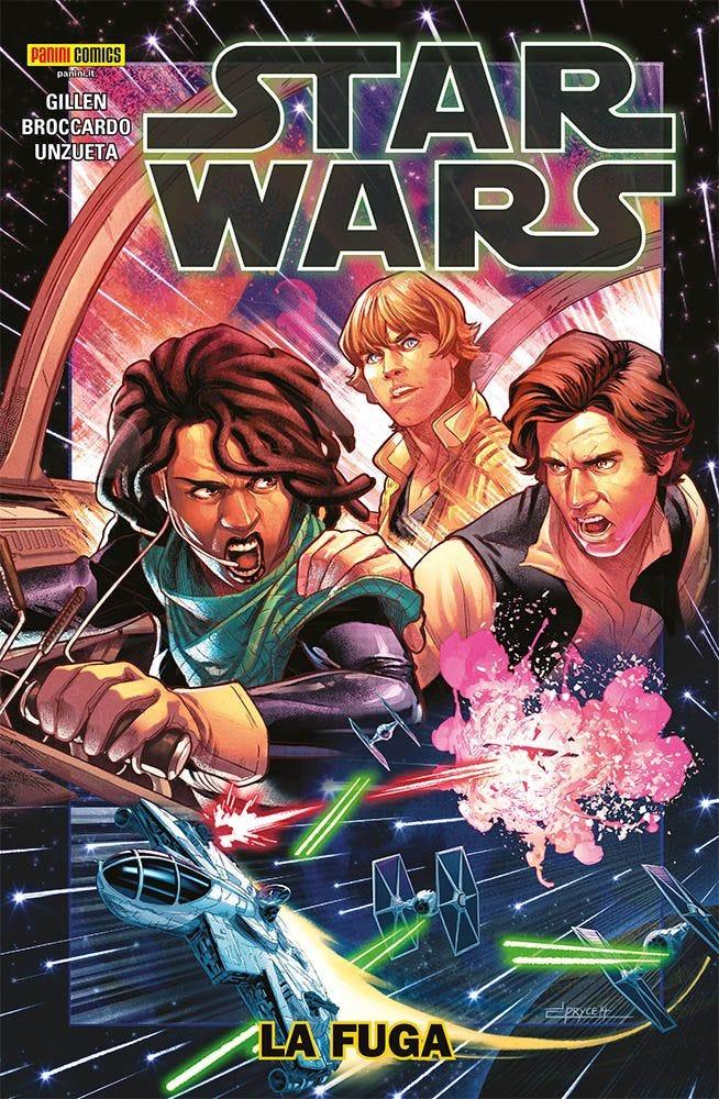 Star Wars 10 - La Fuga