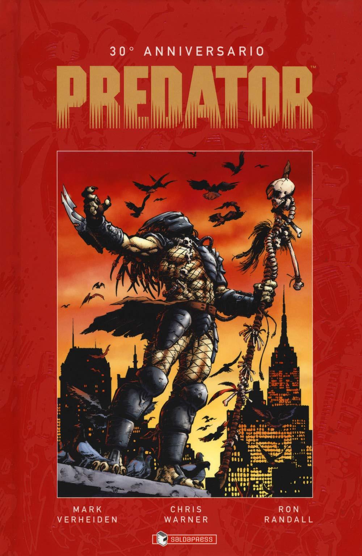 Predator SaldaPress 30 Anniversario cover