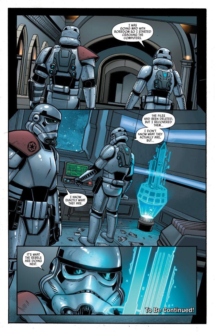 Star War vol. 10 La Fuga