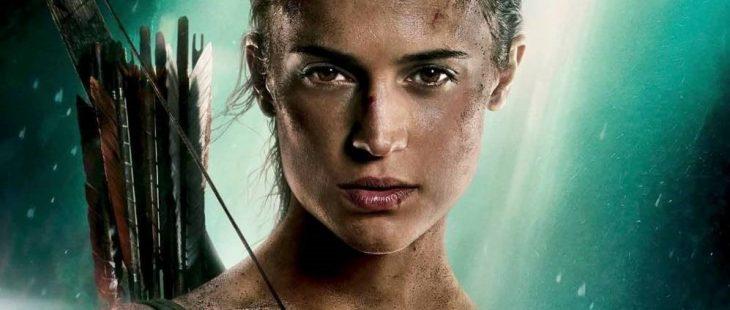 Tomb Raider evidenza